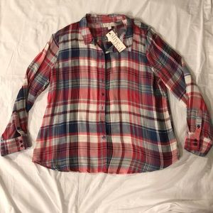Olive and Oak Flannel Shirt